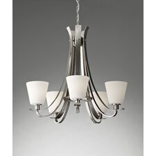 Spectra 5 Light Chandelier