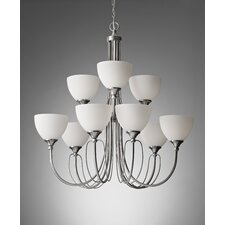 Morgan 9 Light Chandelier