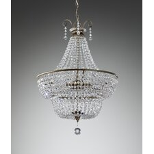 <strong>Feiss</strong> Dutchess 3 Light Chandelier