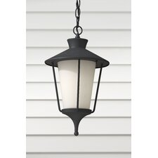 <strong>Feiss</strong> Hawkins Square 1 Light Outdoor Lantern