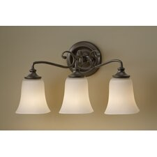 <strong>Feiss</strong> Brook Haven 3 Light Bath Vanity Light