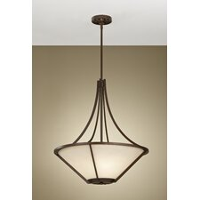 <strong>Feiss</strong> Nolan 3 Light  Chandelier