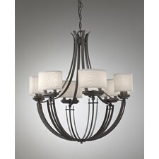 <strong>Feiss</strong> Brody 12 Light Chandelier