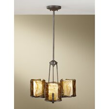<strong>Feiss</strong> Aris 3 Light Chandelier