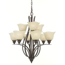 Morningside 9 Light Chandelier