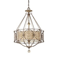 Marcella 3 Light Large Pendant