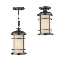 Lighthouse Duomount Semi Flush Mount