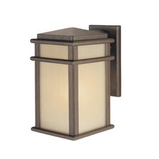<strong>Feiss</strong> Mission Lodge Mid Size Wall Lantern