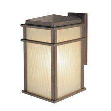 Mission Lodge 1 Light Outdoor Wall Lantern