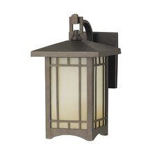August Moon Outdoor Wall Bracket Lantern