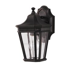 Cotswold Lane 1 Light Outdoor Wall Lantern
