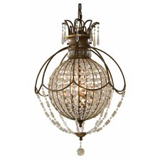 Bellini 3 Light Foyer Pendant