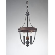 <strong>Feiss</strong> Alston 3 Light Chandelier