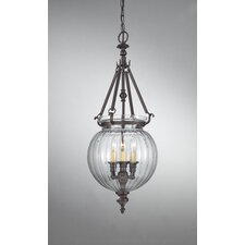 <strong>Feiss</strong> Luminary 3 Light Hall Chandelier