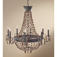 <strong>Feiss</strong> Marcia 8 Light Chandelier