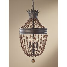 <strong>Feiss</strong> Marcia 3 Light Mini Chandelier