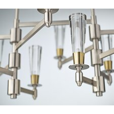 <strong>Feiss</strong> Celebration 10 Light Billiard Chandelier