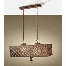 Kandira 4 Light Billiard Pendant