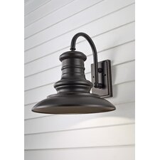 Redding Station 1 Light Outdoor Wall Lighting