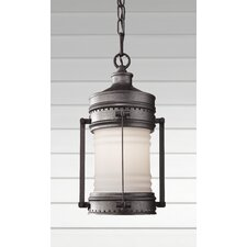 Dockyard 1 Light Outdoor Hanging Lantern