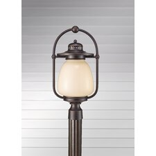 McCoy 1 Light Outdoor Post Lantern