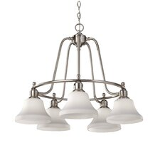 Cumberland 5 Light Chandelier