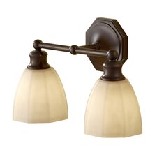 <strong>Feiss</strong> Nella 2 Light Bath Vanity Light