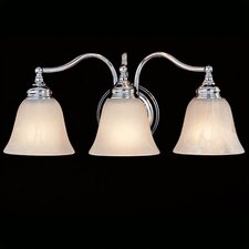 Bristol 3 Light Bath Vanity Light