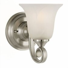 <strong>Feiss</strong> Vista 1 Light Wall Sconce