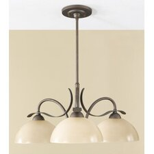 <strong>Feiss</strong> Kinsey 3 Light Chandelier
