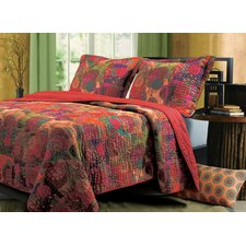 <strong>Greenland Home Fashions</strong> Jewel Mini Quilt Collection
