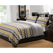 Vida 3 Piece Duvet Set