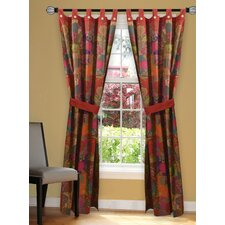Jewel Curtain Panel Pair