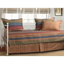 <strong>Greenland Home Fashions</strong> Katy 5 Piece Daybed Set