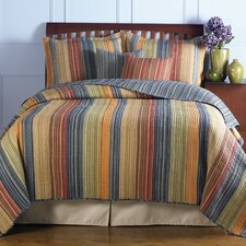 <strong>Greenland Home Fashions</strong> Katy Bonus Quilt Set