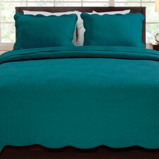 <strong>Greenland Home Fashions</strong> Serenity Quilt Collection