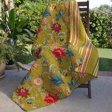 Mendocino Cotton Throw