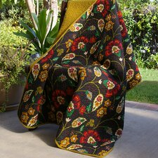 <strong>Greenland Home Fashions</strong> Moraga Cotton Throw