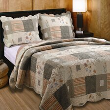 <strong>Greenland Home Fashions</strong> Sedona Quilt Set