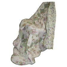 <strong>Greenland Home Fashions</strong> Bliss Cotton Throw