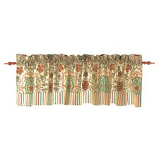 <strong>Greenland Home Fashions</strong> Esprit Cotton Window Valance