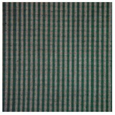 Green Hunter and Tan Checks Napkin (Set of 4)
