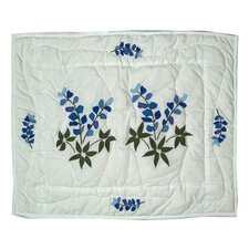 <strong>Patch Magic</strong> Blue Bonnets Pillow Sham