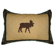 <strong>Patch Magic</strong> Cedar Trail Mose Pillow Sham