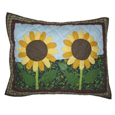 <strong>Patch Magic</strong> Sun Burst Pillow Sham