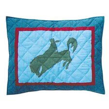 Wild West Pillow Sham
