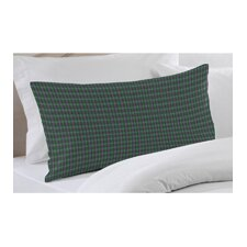 <strong>Patch Magic</strong> Green Tartan Plaid Pillow Sham