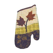 Autumn Leaves Oven Mitt