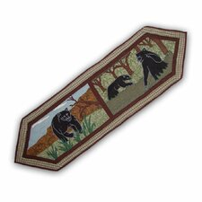 Bear Country Table Runner