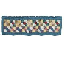 Bow Tie Cotton Curtain Valance